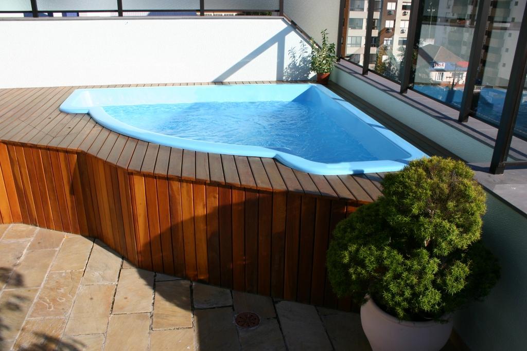 Triangular Fibersul Aquatec Piscinas Porto Alegre